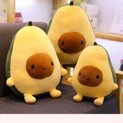 Avocado shaped pillow - plush toy - 30 - 40 - 60cm