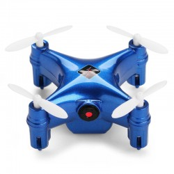 Wltoys Q343 Mini - WiFi - FPV - 0.3MP Camera - Altitude Hold Mode