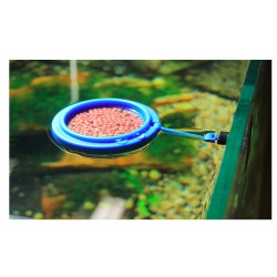 Aquarium Circle Ring Food Feeder