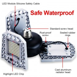E27 - led lamp - super brightness