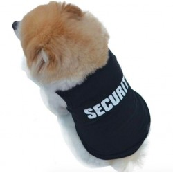 Security Vest Dog Clothes