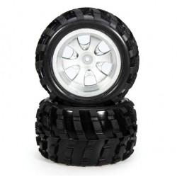 Wltoys A979 Left Tire A979-01 2 pc