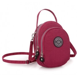 Women's Nylon Small Light Waterproof Shoulder Bag