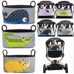 Baby Animal Cartoon Buggy  Stroller Bag