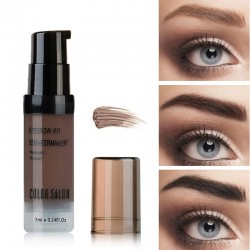 Make Up Waterproof Eyebrow Semi Permanent Gel 7ml