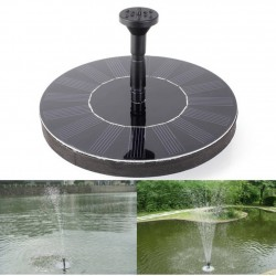 14W Solar Floating Pond Fountain Water Pump |