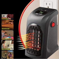 Portable Mini Electric Home Handy Air Heater Warm Blower Room Fan Stove Hand Warmer Wall Heater Elec