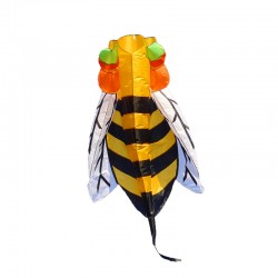 Colorful Bee Nylon Kite