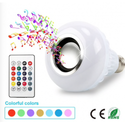 Autoparlante Bluetooth wireless RGB 27 LED