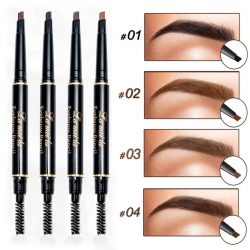 Eyebrow long lasting waterproof pencil