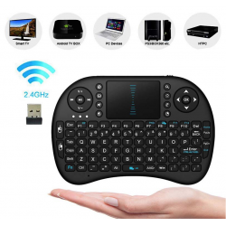 Android TV Box- PC Bluetooth tastiera touchpad remote