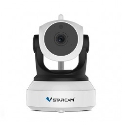 Starcam 720p HD IP CCTV wireless wi-fi night vision security camera baby monitor