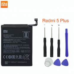 Xiaomi Redmi 5 Plus 4000mAh high capacity polymer battery BN44
