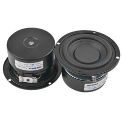 Mini autoparlante 25W subwoofer 2 pcs