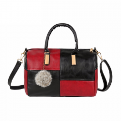 Small patchwork pillow handbags