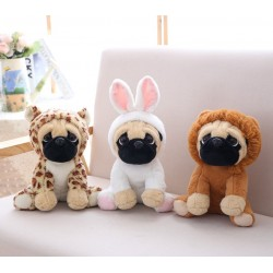 Soft puppy pet - plush toy 20cm