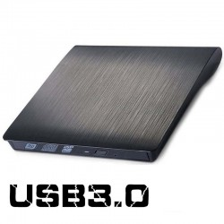 External USB 3.0 - high speed - CD DL DVD RW burner