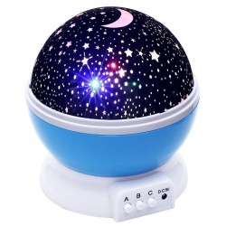 Starry sky projector - LED night light