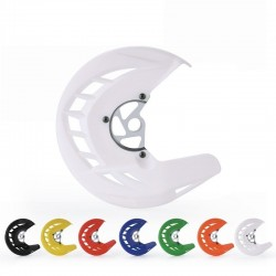 Front Brake Disc Guard