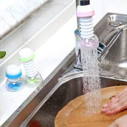 360 Degree - adjustable - water tap - extension filter - nozzle - kitchen