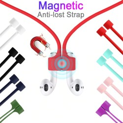 AirPods anti-loss magnetic cable - silicone