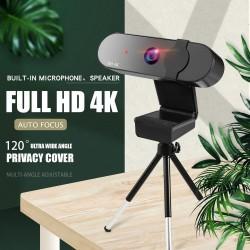 HD 4K 2K Web camera - 1080P - PC - computer - autofocus - USB - microphone