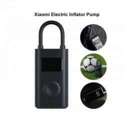 Xiaomi - pompa ad aria elettrica - rilevamento digitale della pressione dei pneumatici