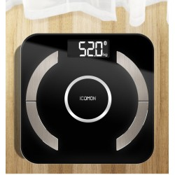 Digital smart electronic weight scale - Bluetooth - BMI body index - body fat - diet guiding