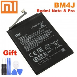 Xiaomi Redmi Note 8 Pro - replacement battery - 4500mah - with tools