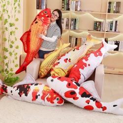 Plush carp - fish - toy - 60cm