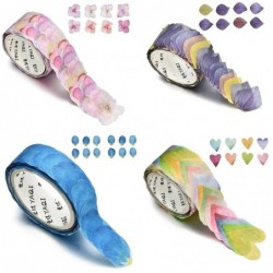 Masking tape - decorative decals - DIY Petal Stickers
