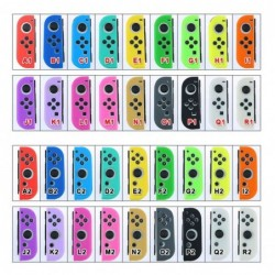 Controller silicone case cover - anti-slip - for Nintendo Switch Joy Con