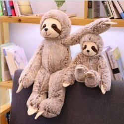 Cute sloth - plush toy / pillow