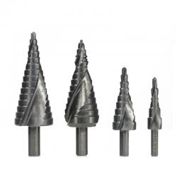 HSS spiral drill bit - 4-32mm / 4-20mm / 4-12mm / 6-30mm