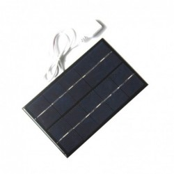 USB solar panel - fast charger - 5W