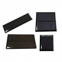 Solar panel module - for chargers - 5.5V - 40MA / 65MA / 70MA / 80MA / 110MA