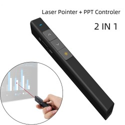 Laser remote pointer RF 2.4G -  multifunction - air mouse -wireless
