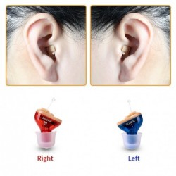 Q10 - hearing aid - adjustable microphone - mini ear sound amplifier - wireless