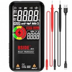 """BSIDE digital multimeter - 9999 Counts - 3.5"""" LCD display"""
