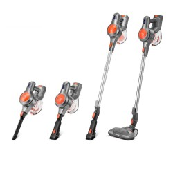 EASINE H70 vacuum cleaner - strong suction power - removable battery - light