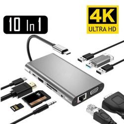 USB type C -  hub type-C  -...