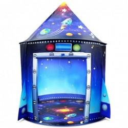 Portable kids playhouse - foldable tent - spaceship
