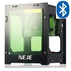 NEJE DK-8-FKZ - macchina per incisione laser - 1500 mW - Bluetooth - versione di aggiornamento