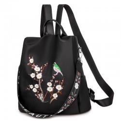 Fashionable backpack - crossbody bag - anti-theft - waterproof - large capacity