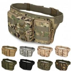 Military / tactical small bag - waist belt - waterproof
