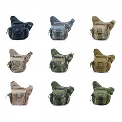 Military / tactical shoulder bag - 900D waterproof Oxford