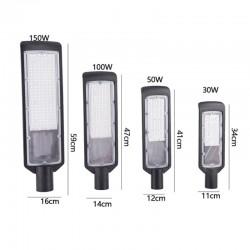 Outdoor street lighting - LED lamp - waterproof - 100W / 150W