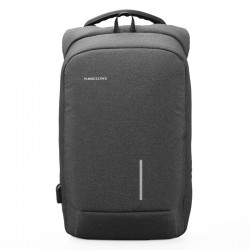 """Fashionable multifunction backpack - with USB charging port - bag for 13"""" / 15"""" laptop"""
