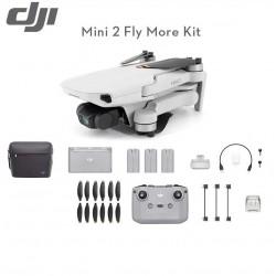 DJI - Mavic Mini 2 Drone - 4K camera - GPS - 10km transmission distance - set