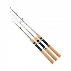 Winter - ice fishing rod - reel
